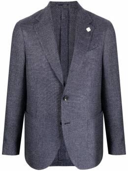 Lardini пиджак строгого кроя EL534AEELRP56595