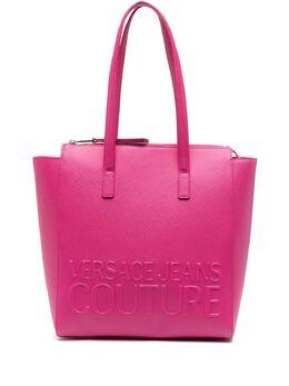 Versace Jeans Couture сумка-тоут с логотипом E1VWABR771882