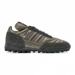 Craig Green Green and Gold adidas Edition Kontuur III Sneakers FY7695