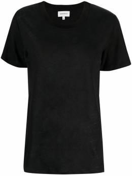 Woolrich футболка-трапеция с короткими рукавами WWTE0042FRUT2106