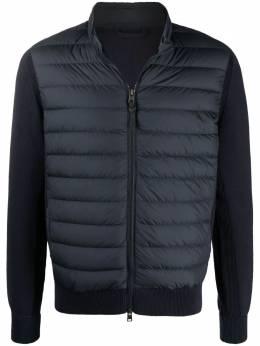 Woolrich куртка с дутыми вставками CFWOTS0027MRUF0555