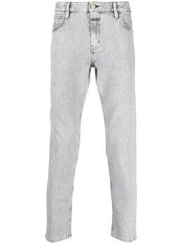 Closed узкие джинсы средней посадки C301080E605