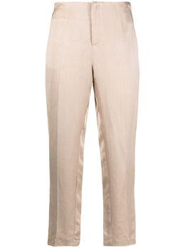 Alysi брюки кроя слим с завышенной талией 101112P1027