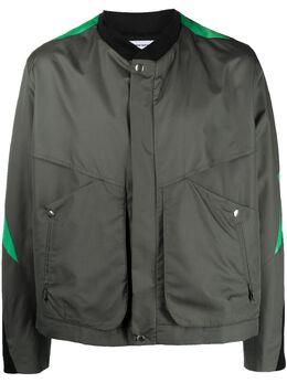 Kiko Kostadinov куртка Minerva в стиле колор-блок KKSS21J044001LJ7
