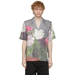 Soulland Green Orion Shirt 11046-1109