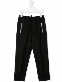 Dsquared2 Kids однотонные брюки DQ0077D00X9