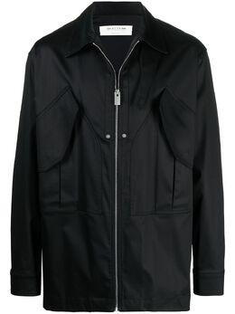 1017 Alyx 9Sm куртка-рубашка на молнии AAMSH0091FA01