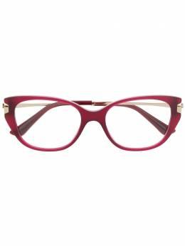 Bvlgari очки в оправе 'кошачий глаз' 4189B
