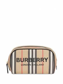 Burberry косметичка в полоску Icon Stripe 8038793