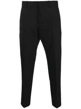 Pt01 укороченные брюки строгого кроя RFZ0Z00CUBTO99