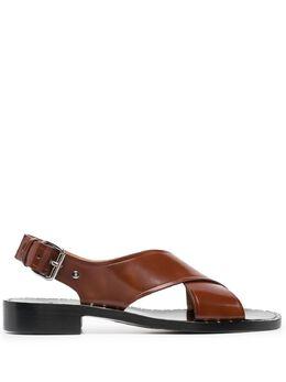 Church's сандалии Rhonda с заклепками на подошве DX00069LG