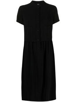 Aspesi платье с воротником 29022088