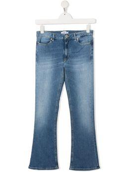 Dondup Kids джинсы с эффектом потертости dfpa740164wd012