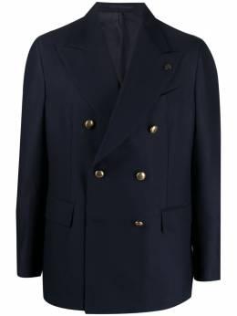 Gabriele Pasini двубортный пиджак G17068GP17450