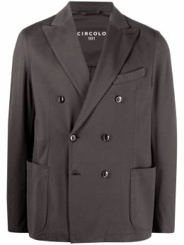 Circolo 1901 двубортный пиджак CN2964