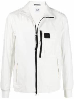 C.P. Company куртка Shell R на молнии 10CMOW167A005968A