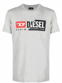 Diesel футболка T-Diego-Cuty с логотипом 00SDP10091A