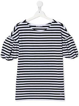 Monnalisa футболка в полоску 117617A17215