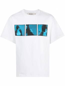 Misbhv футболка с принтом I Want You 021M150