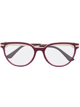 Bvlgari очки в оправе 'кошачий глаз' 4190B