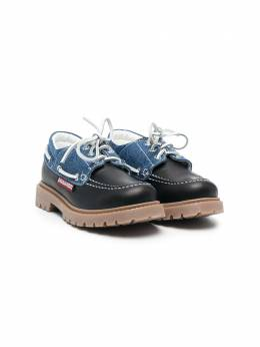 Dsquared2 Kids туфли броги на шнуровке 67090