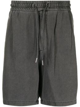 Juun.J шорты с низким шаговым швом JC1325P2A