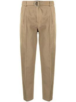 Doublet зауженные брюки чинос 21SS10PT145