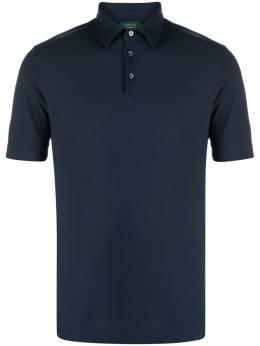 Zanone рубашка поло 811818Z0380