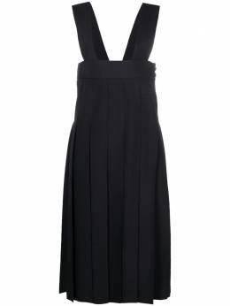 Comme Des Garcons Girl платье со складками NGA005051