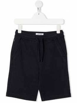 Woolrich Kids шорты с кулиской CFWKSH0030MRUT2216