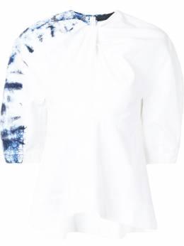 Proenza Schouler блузка с принтом тай-дай R2124007SCTD37