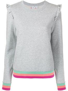 The Upside футболка Bondi с оборками USW121073