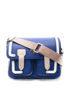 Pollini сумка на плечо в стиле колор-блок SC4507PP1CSF1