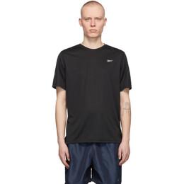 Reebok Classics Black Running Essentials T-Shirt FU1336