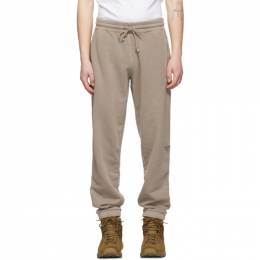 Reebok Classics Taupe CL Lounge Pants GN3740