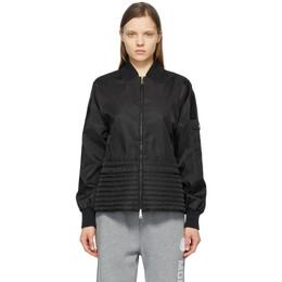 Moncler Black Peplum Baldah Jacket G10931A7540053404