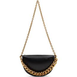 Kara Black and Gold Starfruit Bag HB248-0428
