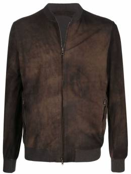 Salvatore Santoro куртка-бомбер 40517U
