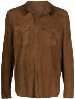 Salvatore Santoro куртка-рубашка в стиле вестерн 40522U