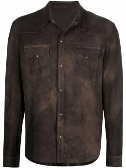Salvatore Santoro куртка-рубашка 40522U