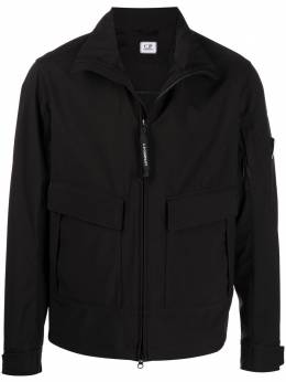 C.P. Company легкая куртка с капюшоном 10CMOW020A005968A