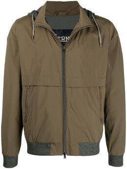 Herno куртка на молнии с капюшоном GI0209U12311S