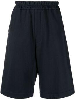Jil Sander шорты с низким шаговым швом JPUS707529MS248608