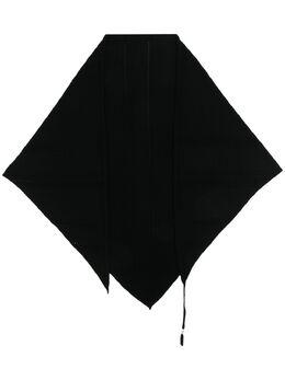 Boris Bidjan Saberi шарф со шнурком KNFOUL1FFM30001