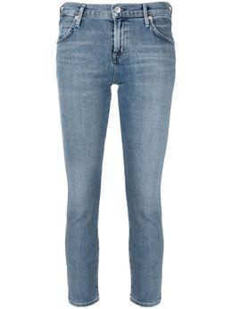 Citizens Of Humanity укороченные джинсы с заниженной талией 16661295