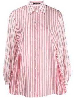 Luisa Cerano полосатая рубашка 2382893225
