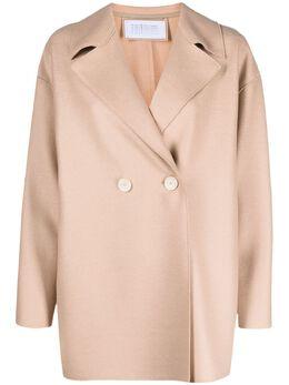Harris Wharf London двубортный пиджак a2487mlx