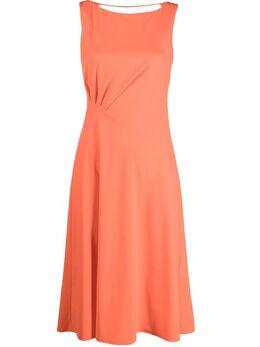 Patrizia Pepe платье со сборками 2A2192AZ26