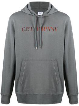 C.P. Company худи с логотипом 10CMSS304A005747W