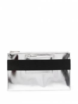 Mm6 Maison Margiela клатч с ремешком S41WF0114P4099